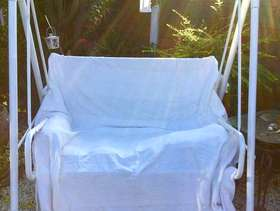 Freecycle Garden Swing