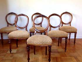 Freecycle Dinning Chairs (6)