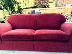 Freecycle Free sofa