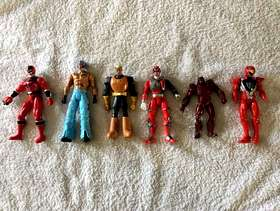Freecycle Kids Mini-Action figures.. WWE Figure.