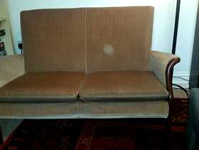 Freecycle Two seater Parker Knowle small settee