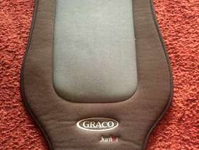 Freecycle Part of a graco car seat cover