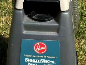 Freecycle Hoover Carpet Cleaner