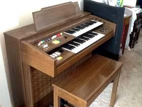 Freecycle Yamaha Organ