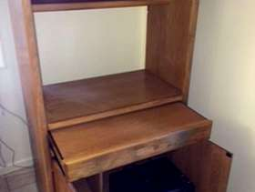 Freecycle Computer hutch
