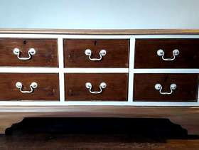 Freecycle TV unit with 2 drawers