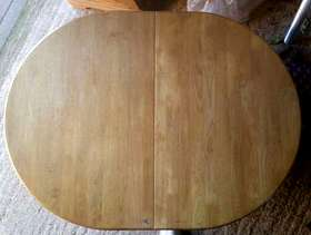 Freecycle Wooden table