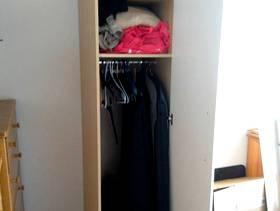 Freecycle Single wardrobe
