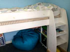 Freecycle Cabin bed