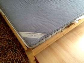 Freecycle A large mattress cover