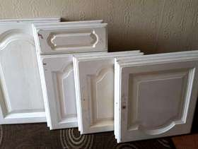 Freecycle Doors of kitchen cabinets