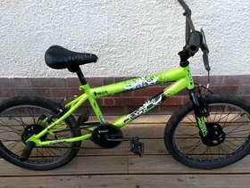 Freecycle BMX boys bike 6 years plus