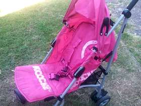 Freecycle Pushchair