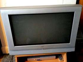 Freecycle Jvc tv