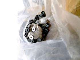 Freecycle Corrugated roofing bolts, seals etc