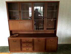 Freecycle Large Dining room cabinet
