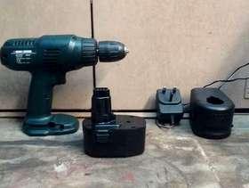 Freecycle Black & Decker drill