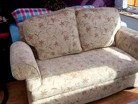Freecycle Two Seater HSL Sofa