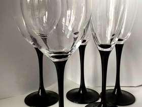 Freecycle Champagne & Wine Glasses