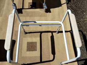 Freecycle Toilet support surround rails frame mobility disabled OAP