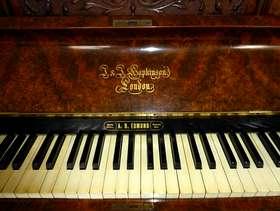 Freecycle Upright Piano