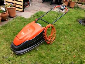 Freecycle Electric lawn mower