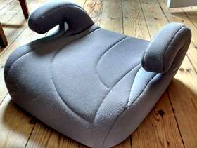 Freecycle Child's booster seat