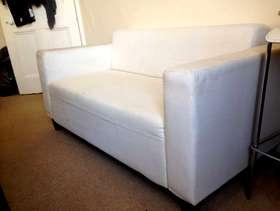 Freecycle Small IKEA sofa