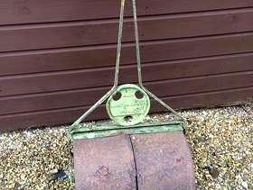 Freecycle Garden roller