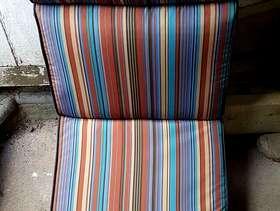Freecycle Garden chair cushions