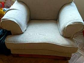 Freecycle Armchair