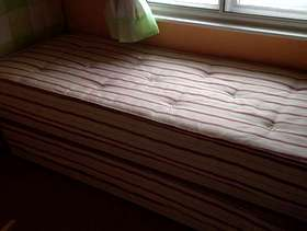 """Freecycle 2'6"""" single stacking beds"""