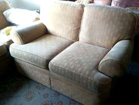 Freecycle Sofa