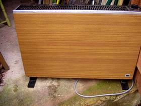 Freecycle Convector heater