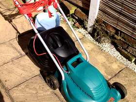 Freecycle Lawn mower