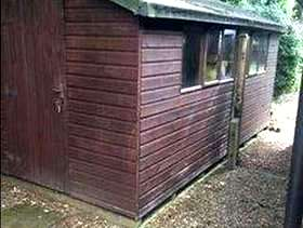 Freecycle Free Shed