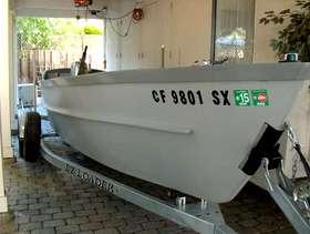 """Freecycle Carolina Dory 21"""" skiff"""