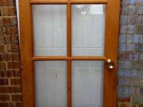 Freecycle Interior Door