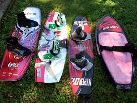 Freecycle Wakeboarded and Kneeboard