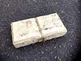 Freecycle Used paving blocks