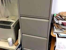 Freecycle Large 4 drawer Filing Cabinet FREE