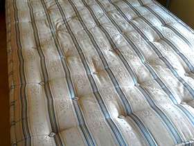 Freecycle Double mattress