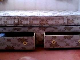 Freecycle Single bed