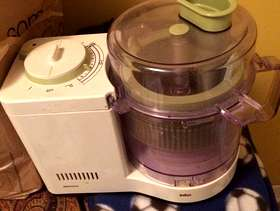 Freecycle Juicer