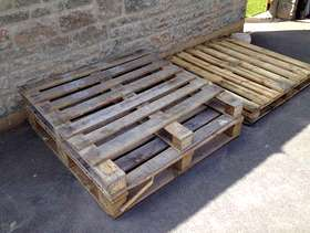 Freecycle Wood pallets