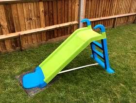 Freecycle Toddler Slide