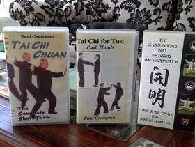 Freecycle 3 x Tai Chi vhs videos