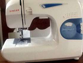 Freecycle Singer sewing machine