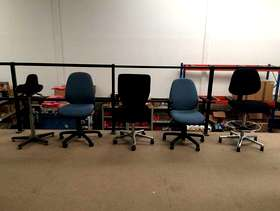 Freecycle Various PC computer chairs available
