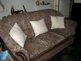 Freecycle 3 Piece Suite